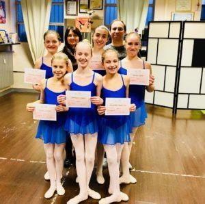 esame base 5 danza classica